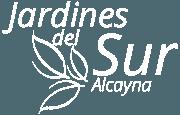 Logotipo Jardines del Sur